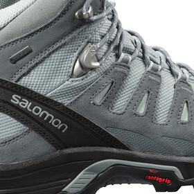 Salomon Quest Prime GTX Zapatillas Mujer, lead/stormy weather/eggshell blue